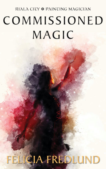Commissioned Magic book cover