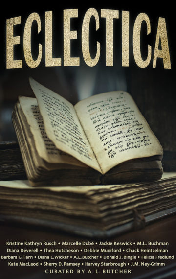 Cover for Eclectica bundle
