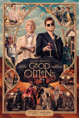 Good Omens TV Show promo image