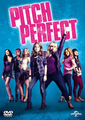 Pitch Perfect dvd image