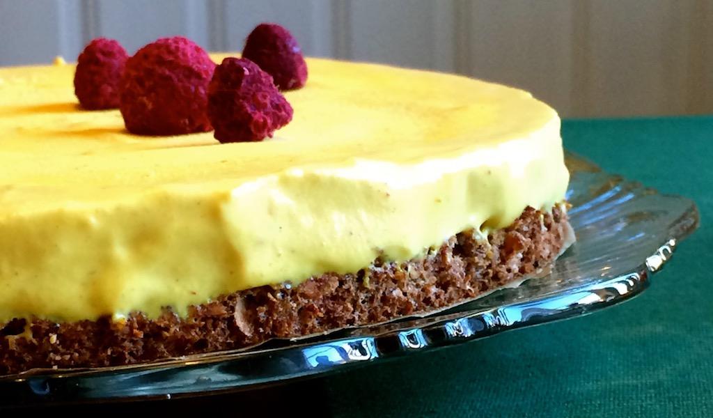 Saffron Dessert