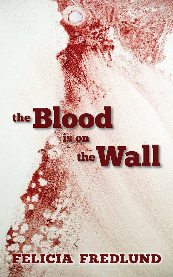 The Blood is on the Wall cover